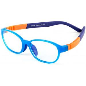 Kids Blue Light Blocking Glasses ,UV Protection Computer Game Glasses Anti Glare and Eyestrain Spring Hinges Eyeglasses for Boys Girls Age 6-15