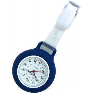 Nurse Watch - Clip-on Silicone (Infection Control)