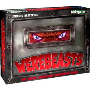 Bezier Games Werebeasts