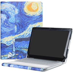 "Alapmk Protective Case Cover For 12.3"" Google Pixelbook Laptop,Starry Night"