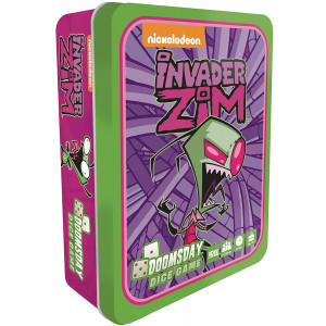 IDW Games Invader Zim Doomsday Dice