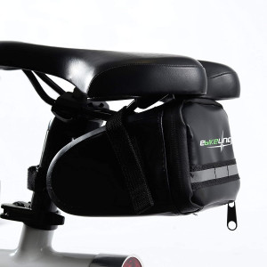 EBIKELING Waterproof Outdoor Road Bike Saddle Bags, 3.3L