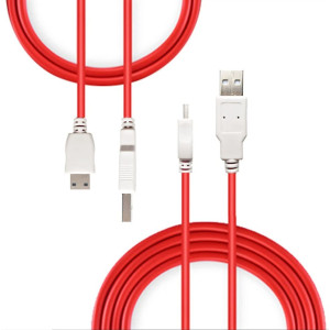 ANIN 2 pcs Charging Cables for NABi Jr, NABi 2S, NABi Dream Tab, NABi XD Tablet, 6.6ft/2m and 3.3ft/1m USB Data and Charger Cord