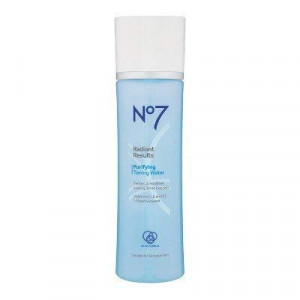 No7 Radiant Results Purifying Toning Water - 6.7oz Purifying