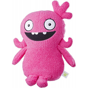 "UGLYDOLLS Feature Sounds Moxy, Stuffed Plush Toy That Talks, 11.5"" Tall"