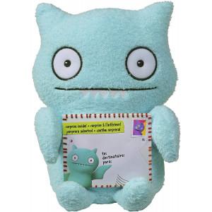 "Hasbro Sincerely Uglydolls Warmly Yours Ice-Bat Stuffed Plush Toy, Inspired by The Uglydolls Movie, 8"" Tall"