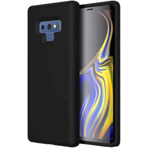 Incipio DualPro Samsung Galaxy Note 9 Case with Shock-Absorbing Inner Core and Protective Outer Shell for Samsung Galaxy Note 9 - Black