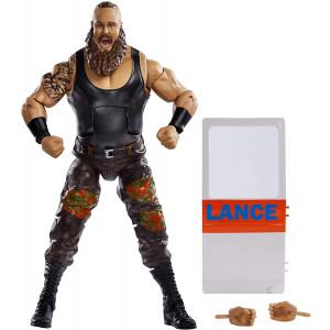 WWE Top Picks Braun Strowman Elite Collection Figure