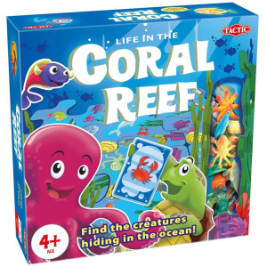 Lion Rampant Life in The Coral Reef Game