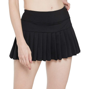 HonourSex Women Tennis Skirt Pleated Golf Skirts with Pockets Skort Workout Sports Hiking Athletic