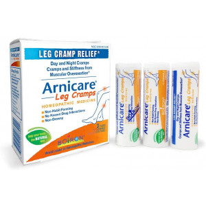 Boiron Arnicare Leg Cramps Homeopathic Medicine for Pain Relief 33 Count
