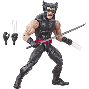 """Marvel Retro 6""""-Scale Fan Figure Collection Wolverine (X-Men) Action Figure Toy  Super Hero Collectible Series"""