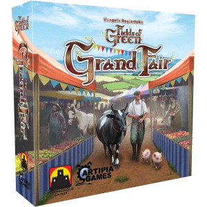 Stronghold Games 7150SG Fields of Green: Grand Fair