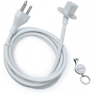 """WESAPPINC Replacement US Plug Extension Cable A1418 A1419 for Apple iMac Intel 21.5"""" 27"""" 923-0285 622-0390 Power Cord Supply 2012 Late-2019"""