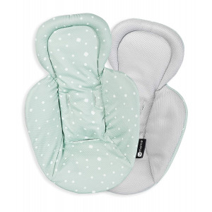 4moms rockaRoo and mamaRoo Infant Insert   for Baby, Infant, and Toddler   Machine Washable, Cool Mesh Fabric   Modern Design
