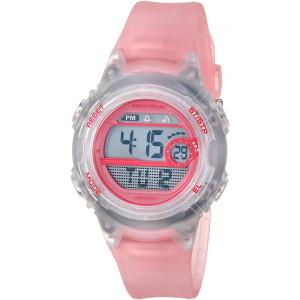 Armitron Sport Women's Digital Chronograph Black Resin Strap Watch