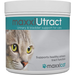 maxxicat  maxxiUtract Urinary and Bladder Supplement for Cats  Helps Prevent UTI Recurrence, Support Feline Bladder Control and Urinary Tract System Health  Cranberry Formula Powder 2.1 oz