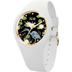 Ice-Watch Womens Analogue Quartz Watch with Silicone Strap 016666