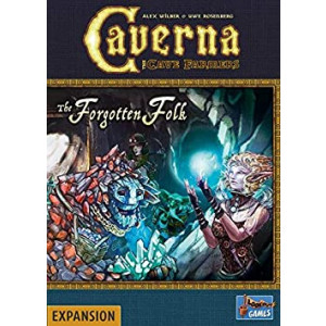 Look Out Games Caverna: The Cave Farmers - The Forgotten Folk Expansion
