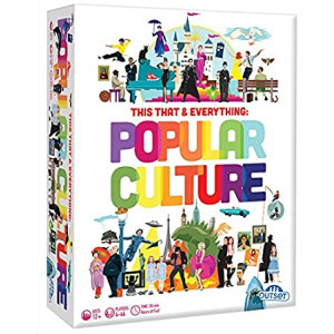 This That and Everything Popular Culture Trivia Game