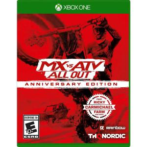Mx Vs ATV All Out: Anniversary Edition - Xbox One