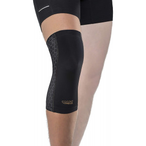 Copper Fit Unisex-Adult's Freedom Knee Compression Sleeve
