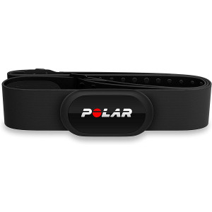 Polar H10 Heart Rate Monitor Chest Strap - ANT + Bluetooth, ECG/EKG - Waterproof HR Sensor for Men and Women (NEW)