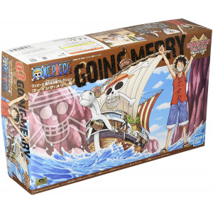 ONE PIECE Grand Ship Collection Going Merry Plastic Model