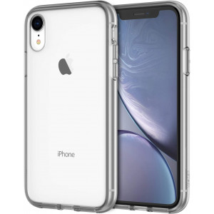 JETech Case for Apple iPhone XR 6.1-Inch, Shock-Absorption Bumper Cover, Grey