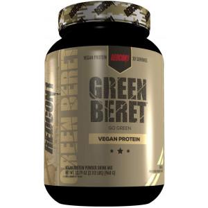 REDCON1 Green Beret Vegan Protein - Vanilla
