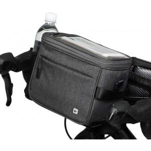 Rhinowalk Bike Handlebar Bag,Waterproof Bike Front Bag Road Bike Bag Bike Frame Bag Bike Basket Bag Bicycle Bag Professional Cycling Accessories