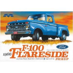 Moebius Models 1/25 Ford F-100 Flareside Pickup, MOE1232