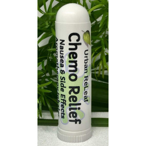 Urban ReLeaf Chemo Relief Nausea and Side Effects Aromatherapy! Fast Help! Upset Stomach, Migraine, Medication Illness! 100% Natural Ancient and Proven Remedy, Essential Oils!