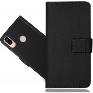 UMIDIGI Power Case, CaseExpert Beautiful Pattern Leather Kickstand Flip Wallet Bag Case Cover for UMIDIGI Power