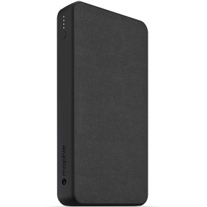 mophie powerstation XL - Universal Battery - Made for Smartphones, Tablets, and Other USB-C and USB-A Compatible Devices (15,000mAh) - Black