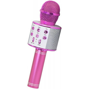 Keyian Wireless Bluetooth Karaoke Microphone