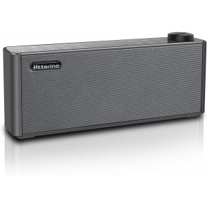 Portable Touch Wireless Bluetooth Speaker with Superior Stereo Sound and HD Bass, Built in Mic, TF Card,USB-Disk,Speaker for Home, Outdoors, Travel