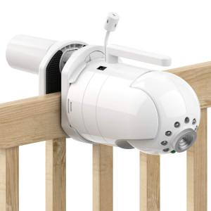 Aobelieve Crib Mount for Infant Optics DXR-8 Baby Monitor