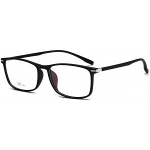 Stamen Blue Light Blocking Glasses Women/Men, TR90 Frame, Clear Vision, Anti Eyestrain UV Filter Lens, Computer/Gaming/Phone Glasses