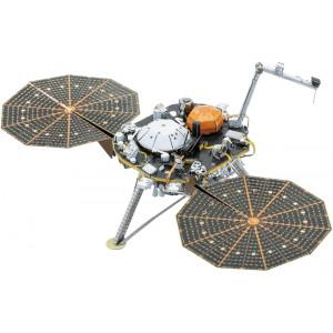 Fascinations Metal Earth Insight Mars Lander 3D Metal Model Kit
