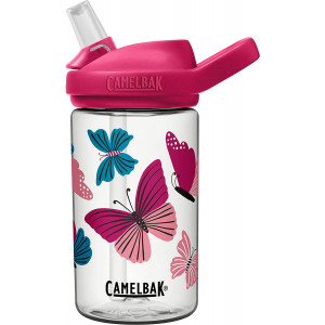 CamelBak Eddy+ Kids BPA-Free Water Bottle with Straw, 14oz