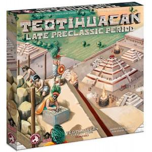 Board and Dice Teotihuacan: Late Preclassic Period