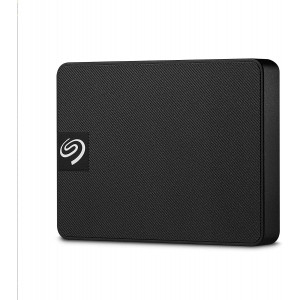 Seagate Expansion SSD 500GB Solid State Drive  USB 3.0 for PC Laptop and Mac (STJD500400)