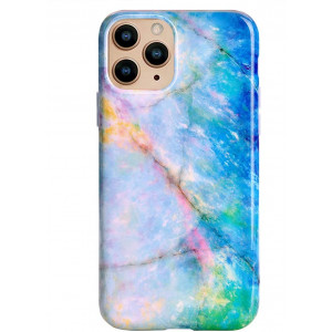 Velvet Caviar Compatible with iPhone 11 Pro Opal for Women and Girls - Cute Protective Phone Case (Blue Marble)