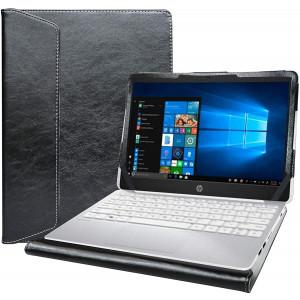 """Alapmk Protective Cover Case for 11.6"""" HP Pavilion X360 11-apXXXX 11M-AP0013DX/Strem 11 11-akXXX 11-AK1012DX and Lenovo IdeaPad Flex 3 CB 11IGL05 Laptop[Not fit Pavilion x360 11M-adXXX],Black"""