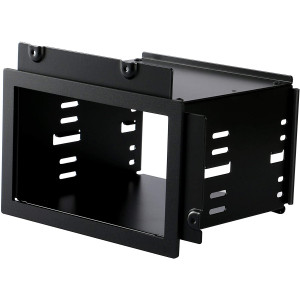 Phanteks Dual 5.25 Bracket (PH-ODDBAY_01) for The Enthoo 719, Supports 2 ODD Bay/Devices, Aluminum Faceplate