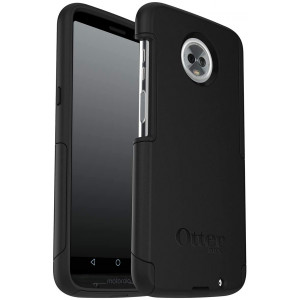 OtterBox Commuter Series Case for Moto Z3 Play - Non-Retail Packaging - Black