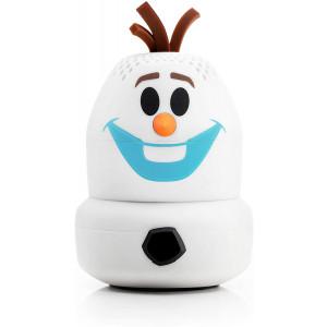 Bitty Boomers Disney Olaf Bluetooth Speaker, (Model: BITTYOLAF)