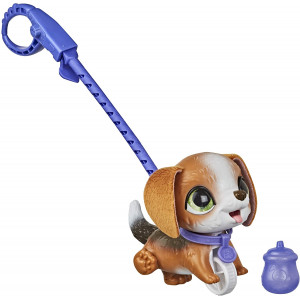 furReal Peealots Lil' Wags Beagle Interactive Pet Toy, Ages 4 and Up