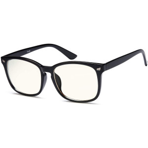 Gamma Ray Trust Series Blue Light Blocking Glasses - TV Gaming Computer Glasses